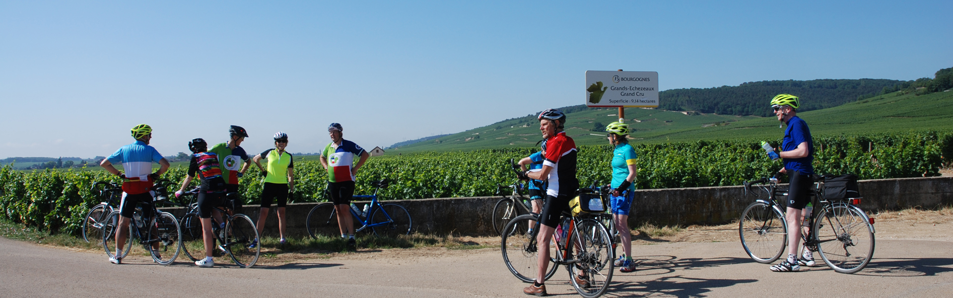Burgundy | Regions of France | Green Jersey French Cycling Tours