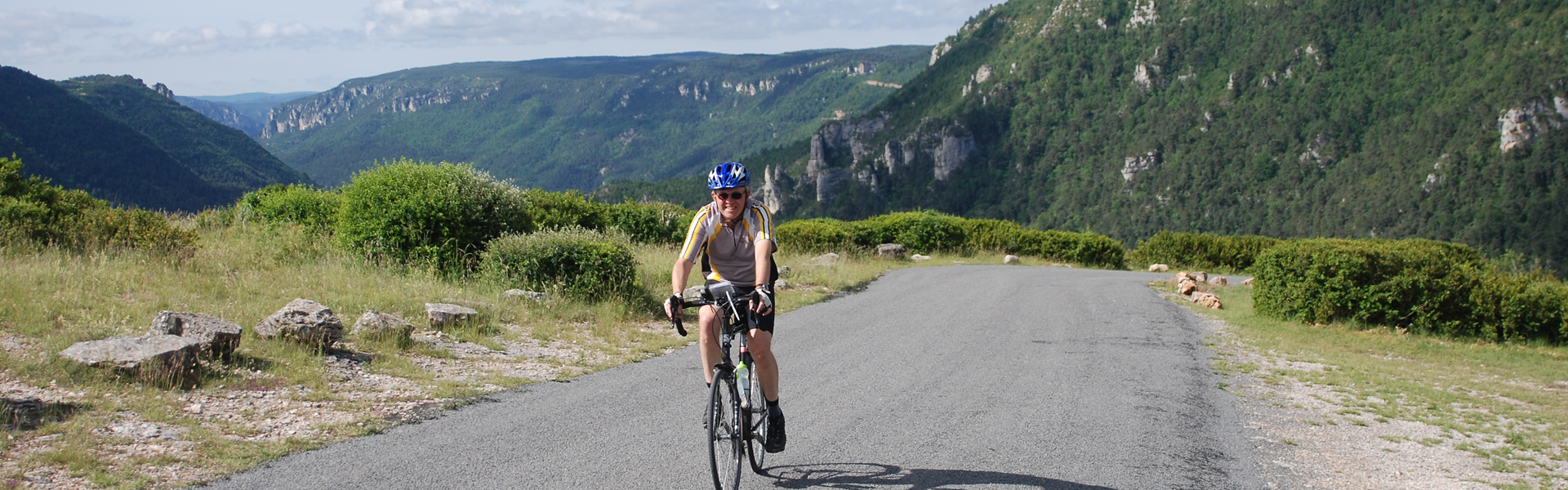 Rides Across France Spain and the UK | Green Jersey British & Continental Cycling Tours