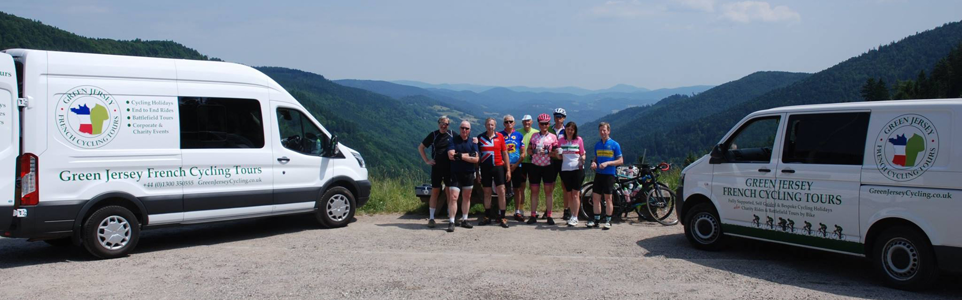 Travel Information | Green Jersey French Cycling Tours