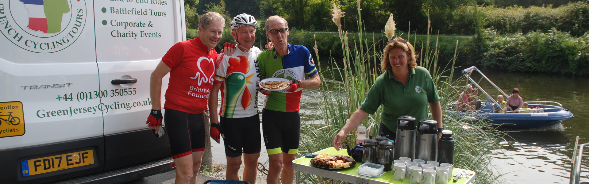 About | Green Jersey British & Continental Cycling Tours