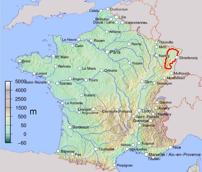 Mountains Of France Map.Vosges Mountains France Map Quotes