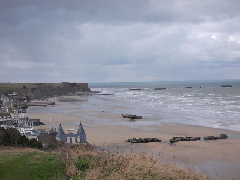 D-Day Beaches and the Battle of Normandy