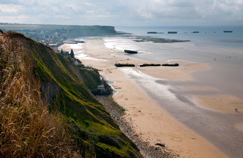 D-Day Beaches and the Battle of Normandy 75th anniversary tour