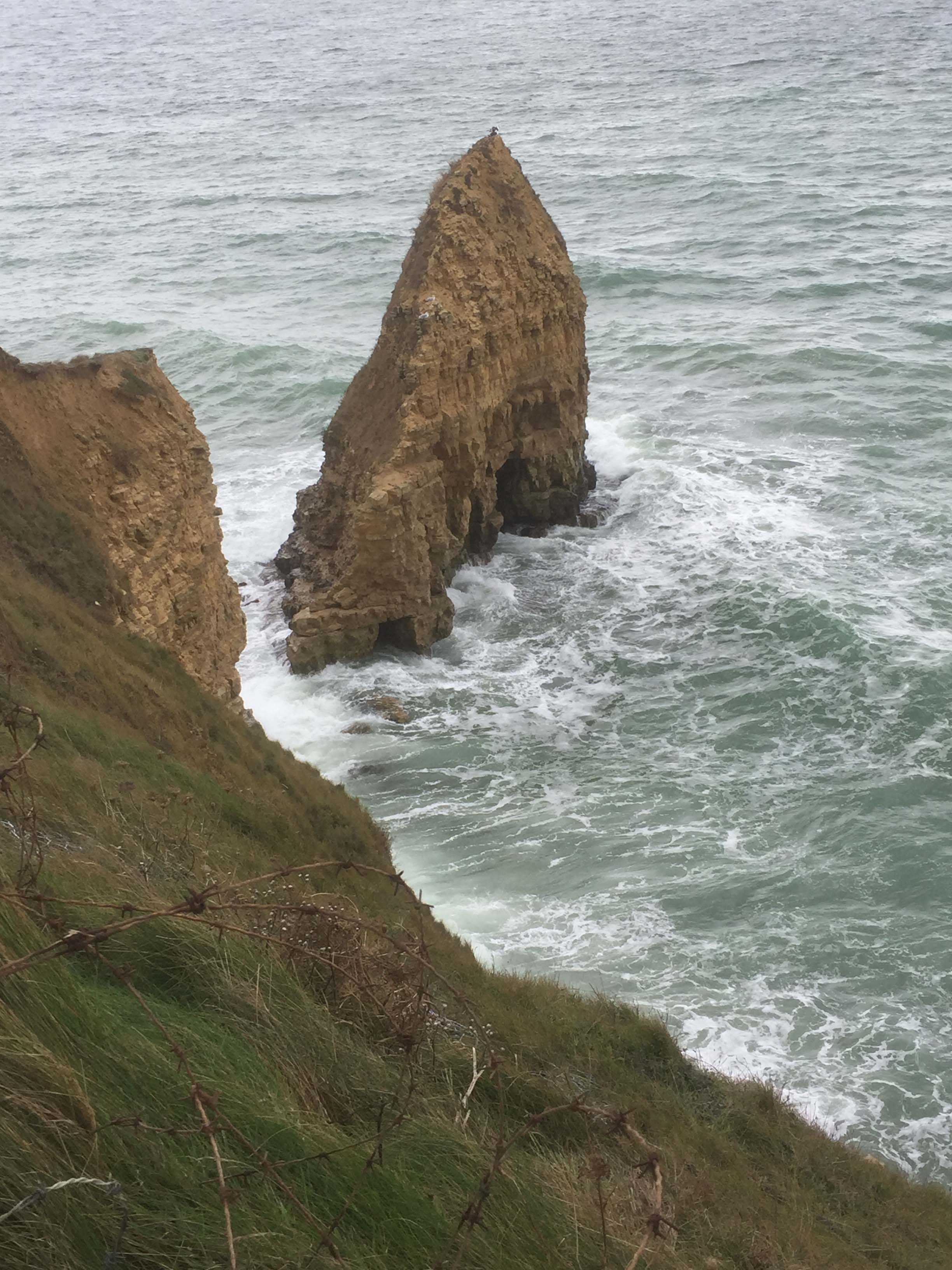 The Point du Hoc