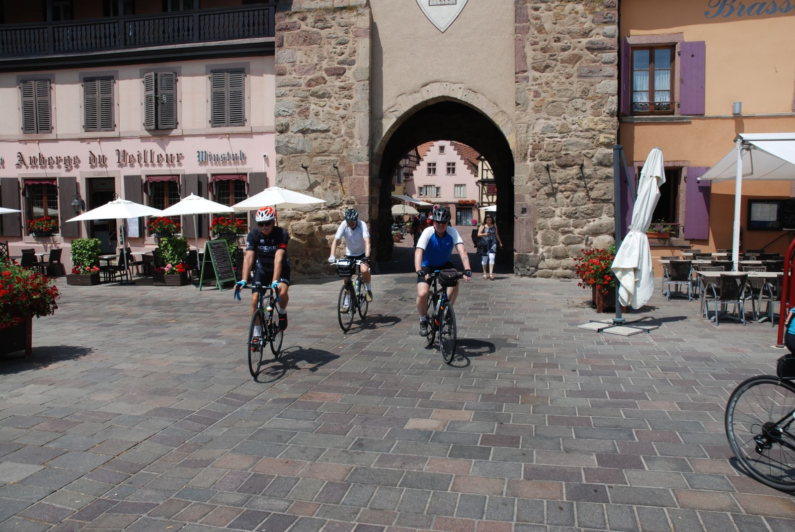 Wine villages in Alsace