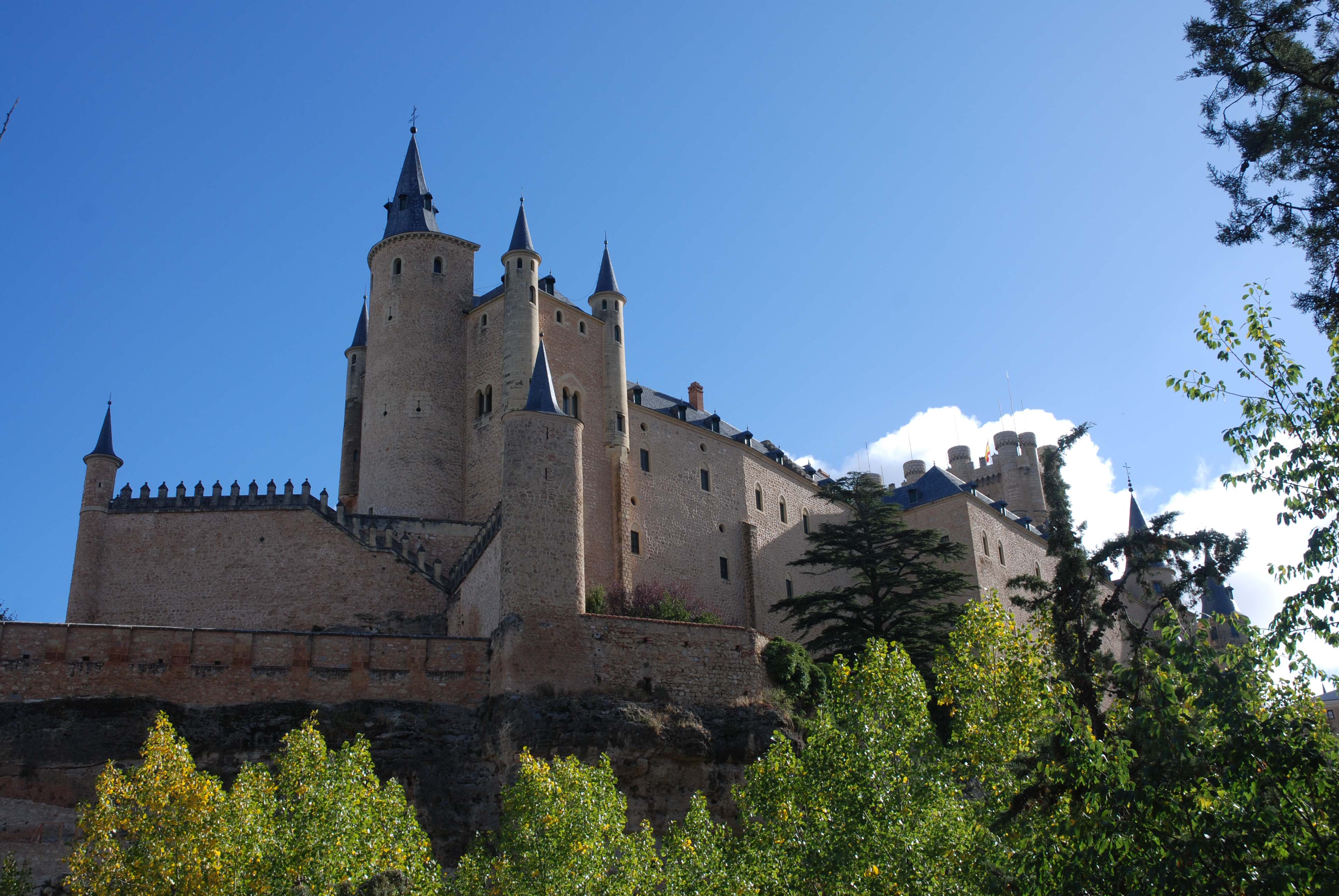 The incomparable Alcazar de Segovia