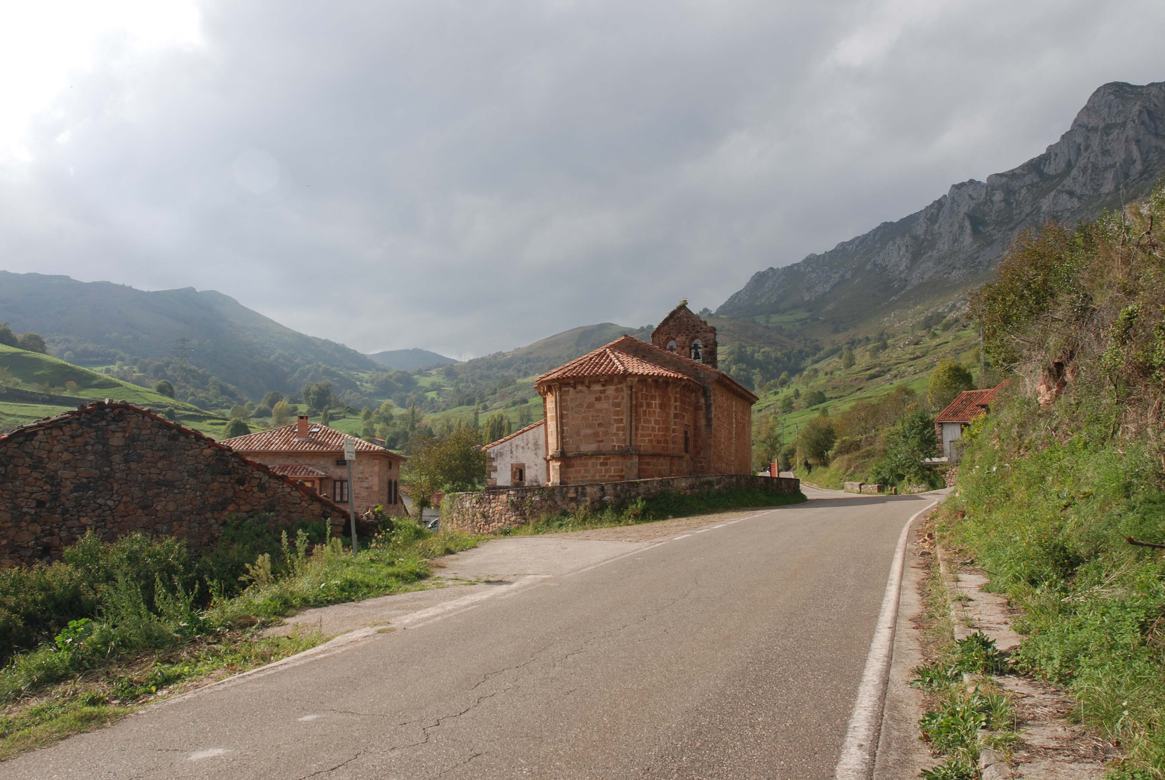 Cycling in the Picos de Europa