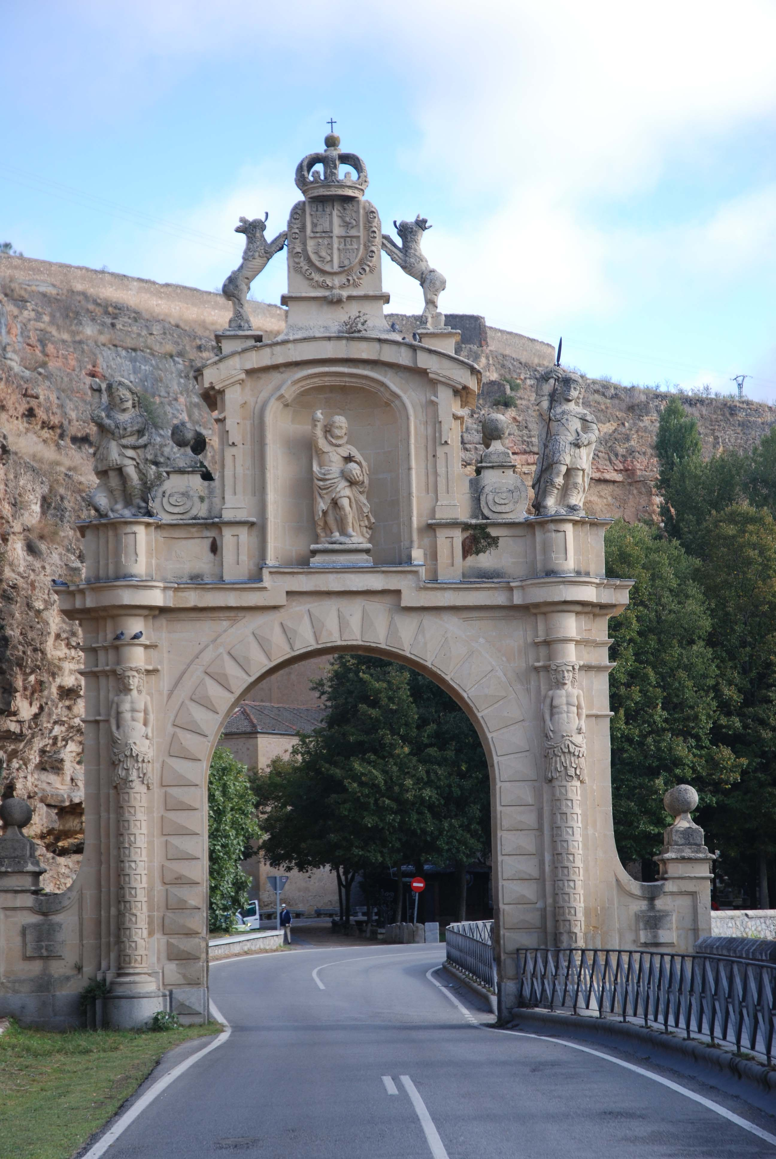 Your entry way into Segovia