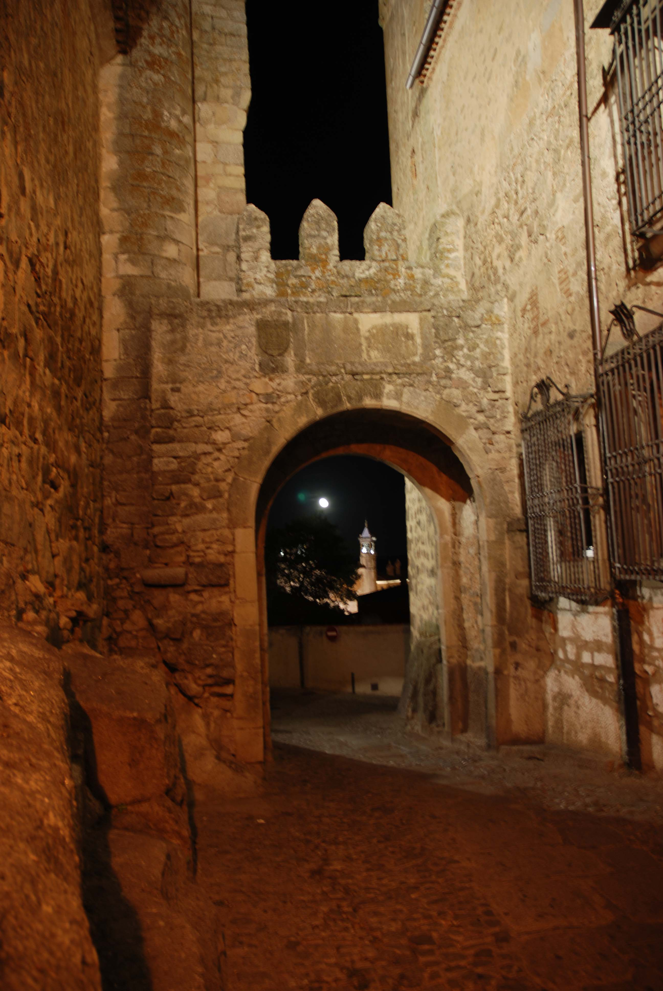 Wonderful Trujillo by night
