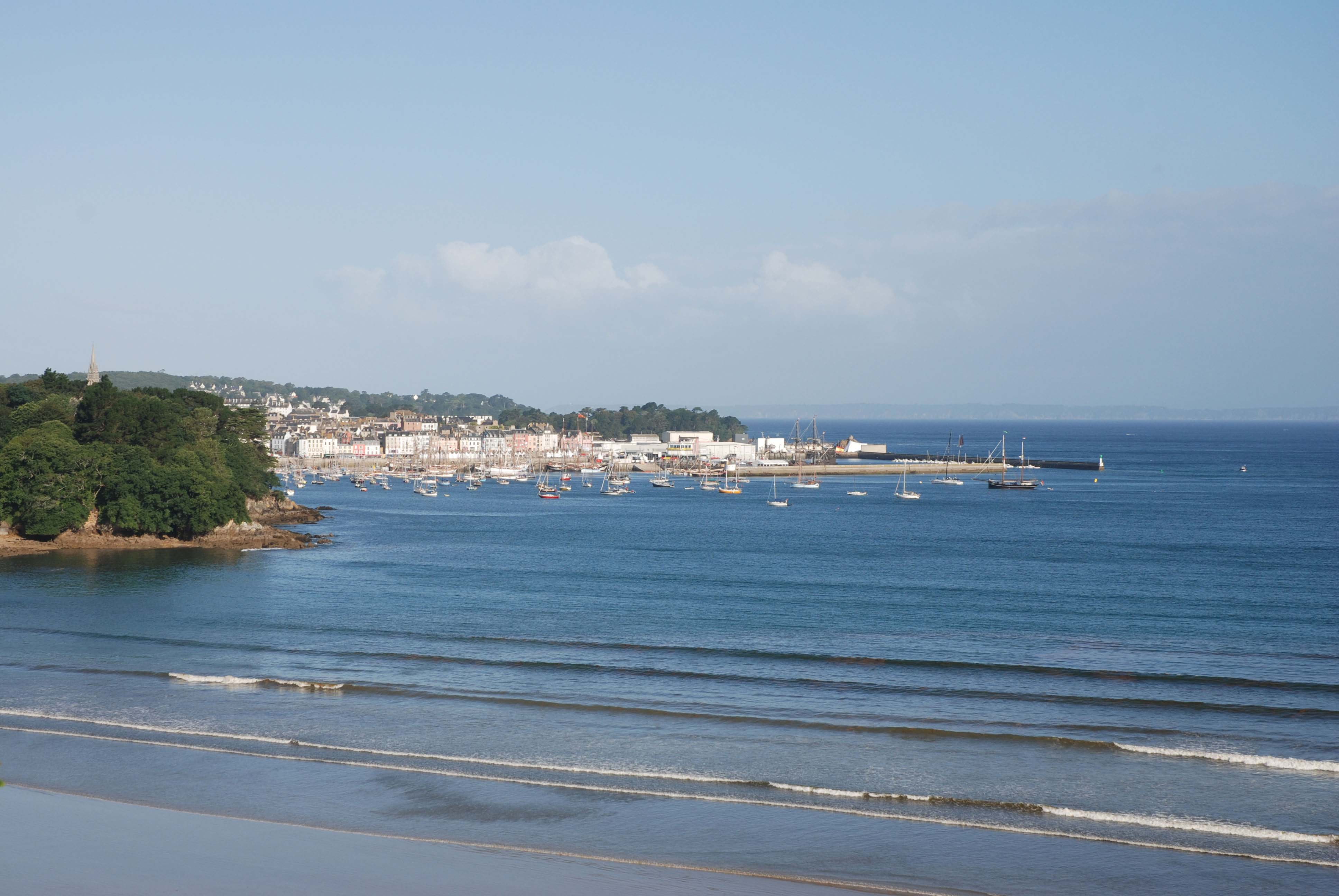 Pretty Douarnenez. home of the sardine